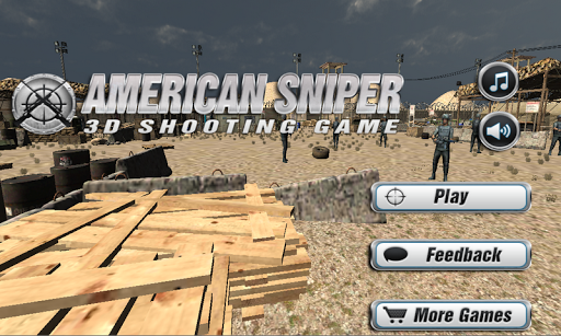 美國狙擊手:BlackOps 3D