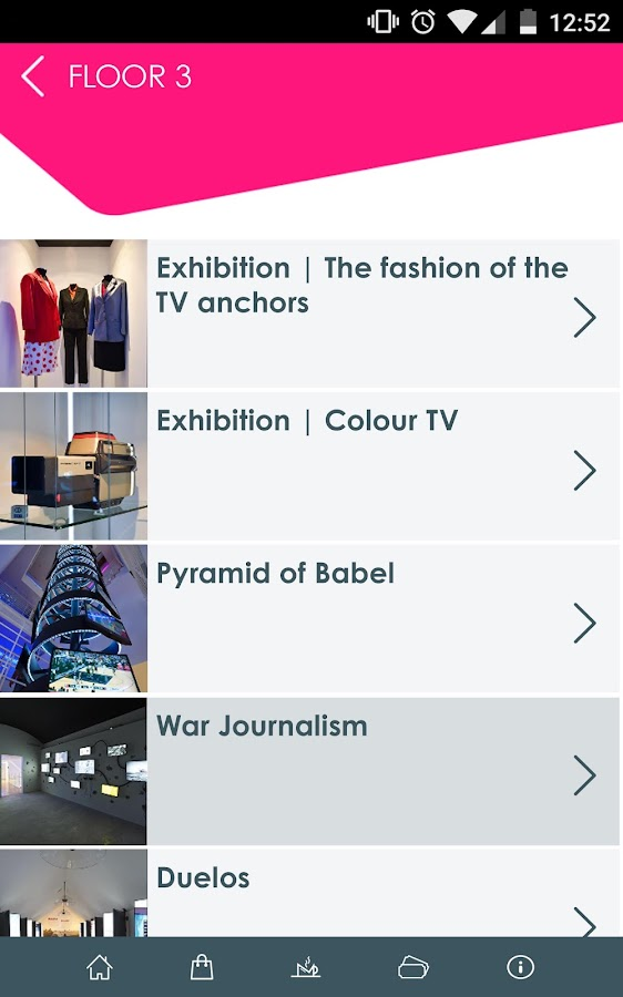 NewsMuseum- screenshot
