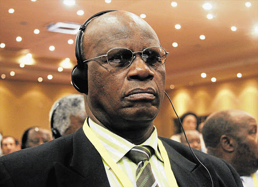 Patrick Chinamasa. File photo