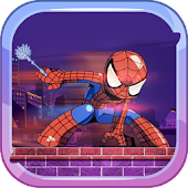 Spider Hero: city adventure