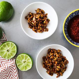 Chile Lime Pepitas Recipes