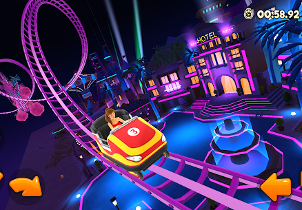Thrill Rush Theme Park MOD (Unlimited Gold/Coins/Characters) 2