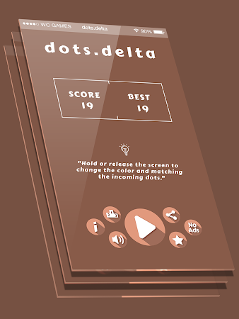 dots δ | Tap Color Switch 2.0 screenshot 1498395