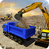 City Construction Hill Drive Crane Simulator 2017