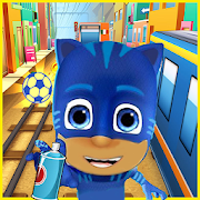 PJ Cat Run-Pet Runner Subway APK for Nokia