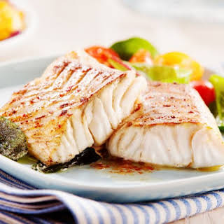 Honey Ginger Cod.