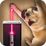 Laser for dogs. Simulator