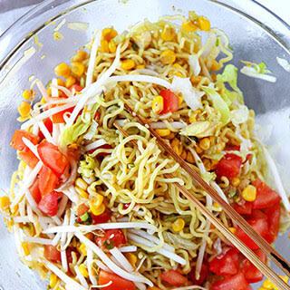 Ramen Noodle Lettuce Salad Recipes.