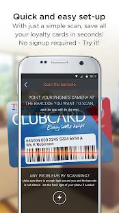 FidMe Kundenkarten & Gutscheine im Supermarkt Screenshot