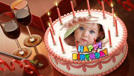 Birthday Cake Frames screenshots 3