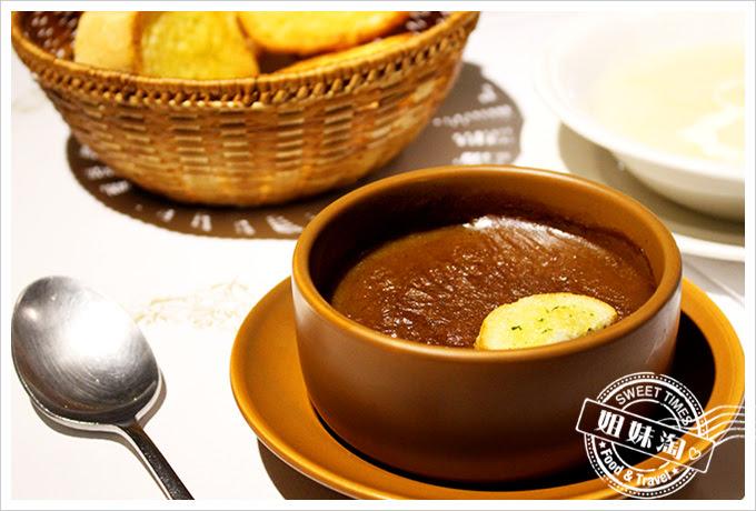 新國際西餐廳法式洋蔥濃湯