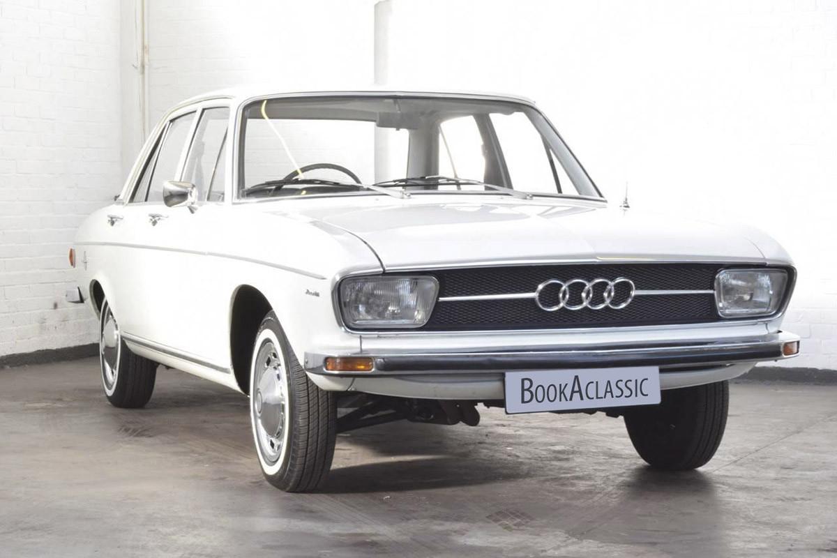 Audi 100 Ls Hire Bristol