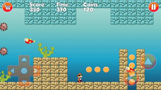 Nob's World - Jungle Adventure- screenshot thumbnail
