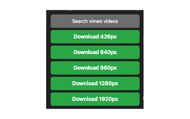 Vimeo Private Downloader
