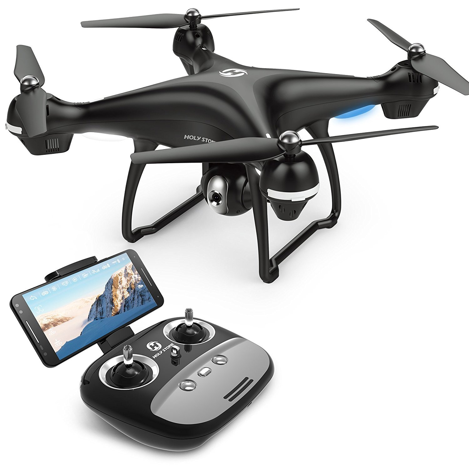 Holy Stone GPS FPV RC Vlogging Drone HS100