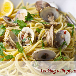 Seafood Vongole Pasta Recipes