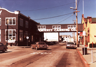 Photo: Monterey ... Cannery Row ... John Steinbeck ...