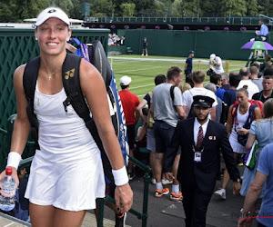 La Belgique démarre bien à Wimbledon