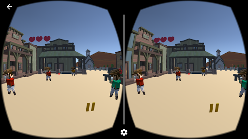 Wild West Shoot Out VR  screenshots 4
