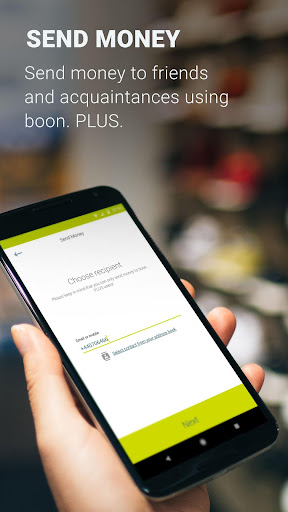 boon. – contactless payments