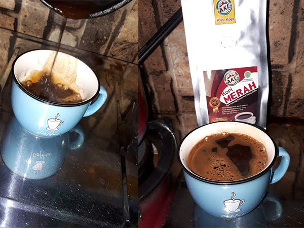 cara seduh kopi manual