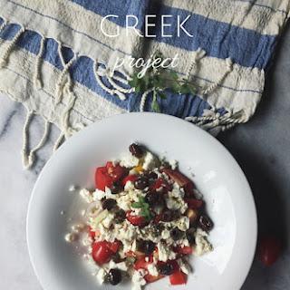 Cretan Salad Recipe