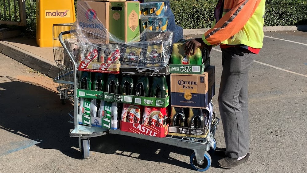 WATCH | 'I'm going to sleep like a baby' - SA queues to quench alcohol thirst as bottle stores reopen