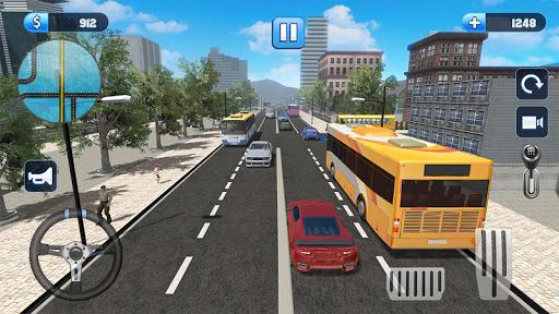 Extreme Coach Bus Simulator apkpoly screenshots 6