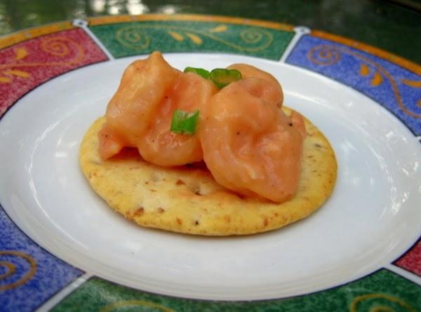 Shrimp Cardinal Recipe