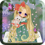 Flower Princess Cute Theme