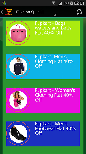 Online Shopping India screenshot 1