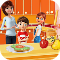 Virtual Mother - Happy Family Life Simulator Game icon