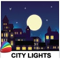City Lights for XPERIA™ icon