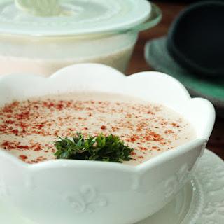 Sopa de Ajo (Garlic soup).