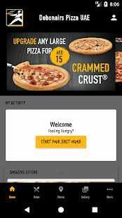 Debonairs Pizza UAE- screenshot thumbnail