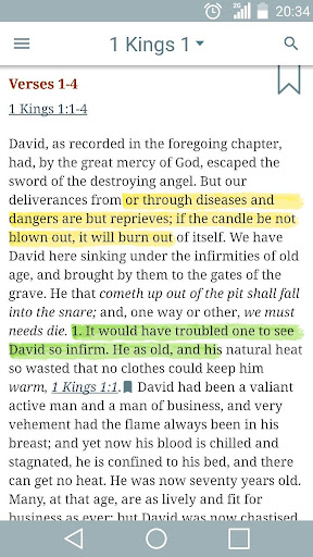 Matthew Henry Bible Commentary Free 1.0.8 screenshots 1