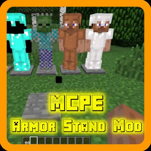 Armor Stand Mod for MCPE