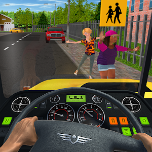 School Bus Game for PC and MAC