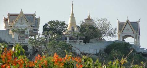 Photo: Monkey Temple
