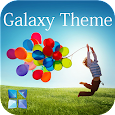 Next Launcher Theme For Galaxy icon