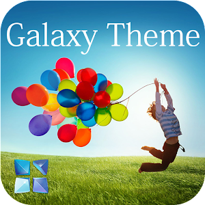 Next Launcher Theme For Galaxy