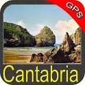 Cantabria GPS Map Navigator icon