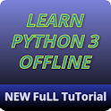Learn Python 3 Offline icon