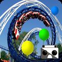 VR Adventure 2019: Roller Coaster 360 icon