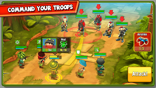 The Troopers: Special Forces 1.2.5 MOD (Unlimited Money) 2