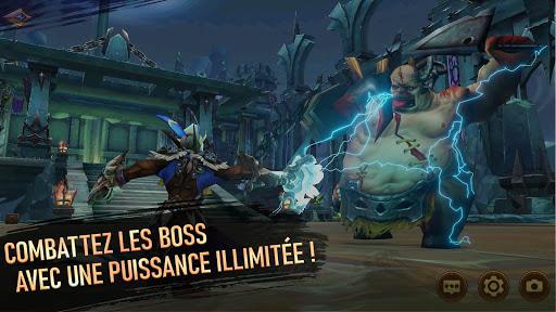 Era of Legends - World of dragon magic in MMORPG  captures d'écran 2