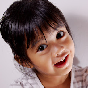 Anak Ingusan by Heri Cahyono - Babies & Children Child Portraits