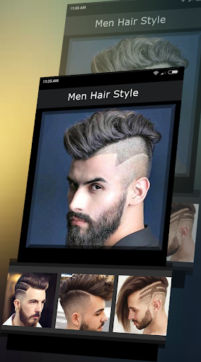Men hairstyle set my face 2018 2.0 screenshots 2