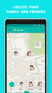 GeoZilla GPS Locator – Find Family & Friends- screenshot thumbnail