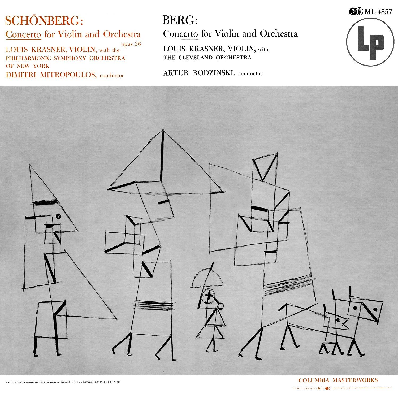 Arnold Schönberg Alban Berg